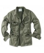 Лёгкая куртка BDU Jacket, олива, новая
