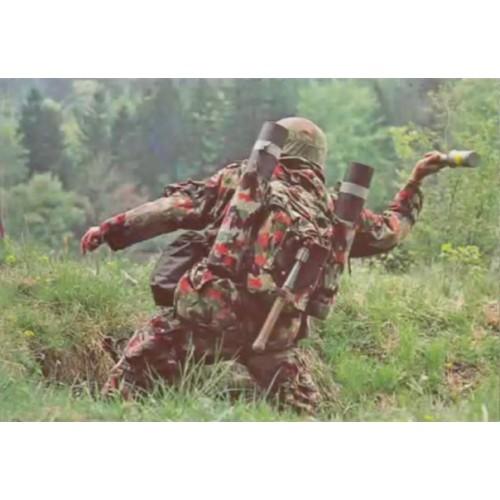 Парка M70 армии Швейцарии, альпенфляге, б/у