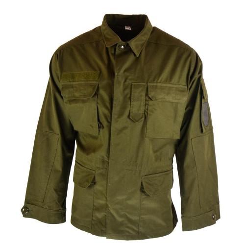 Рубашка  KAZ-02 армии Австрии, олива, новая
