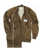 Спортивный костюм армии Италии, коричневый, б/у