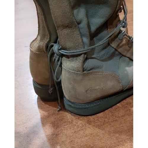 Берцы Corcoran с железным носком армии США, petrol, б/у