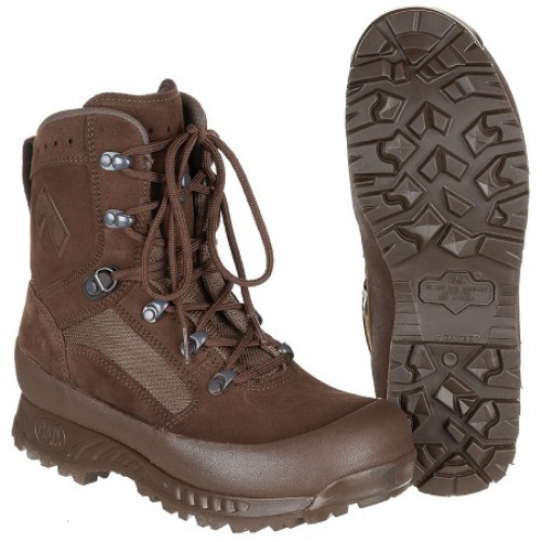 Берцы HAIX Desert Combat High Liability Women's, коричневые, новые