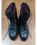 Берцы Gore-Tex с металлическим носком армии США, черные, б/у
