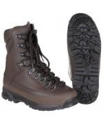Берцы для холодной погоды KARRIMOR Gore-Tex армии Великобритании, Female, коричневые, новые