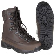 Берцы женские для холодной погоды KARRIMOR Gore-Tex армии Великобритании, коричневые, новые