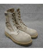 Берцы с металлическим носком армии США, desert, как новые