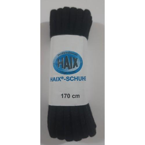 Шнурки HAIX 170 см., черные, новые