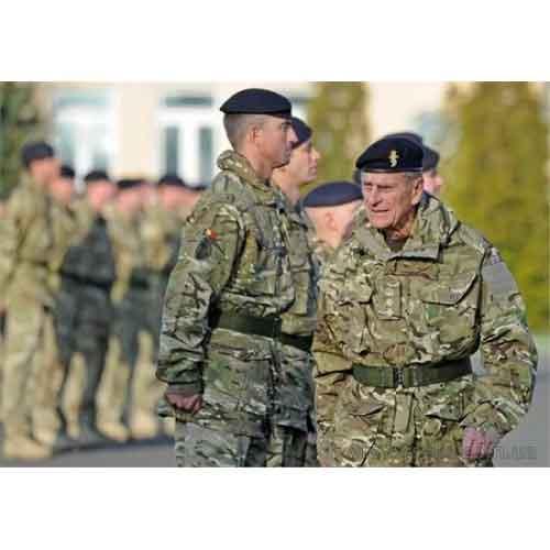 Ремень брючной армии Великобритании, олива, б\у