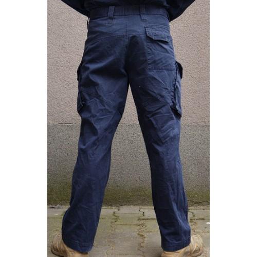 Брюки PCS Combat Trousers FR армии Великобритании, Royal Navy Blue, б/у 2 категория.