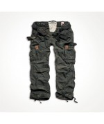Брюки PREMIUM VINTAGE TROUSERS 3XL-7XL, blackcamo, новые