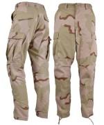Брюки RIP-STOP армии США, 3 color desert, новые