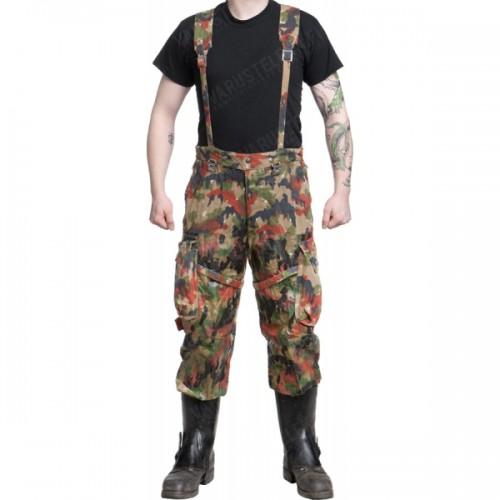 Брюки TAZ M70 армии Швейцарии, альпенфляге, б/у