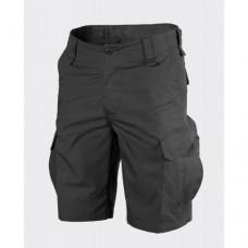 Шорты Helikon CPU shorts rip-stop, чёрные, новые