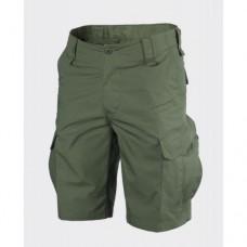Шорты Helikon CPU shorts rip-stop, олива, новые