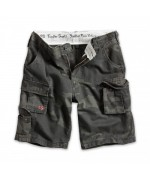 Шорты Trooper Shorts, black camo, новые