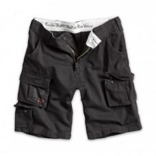 Шорты Trooper Shorts, чёрные, новые
