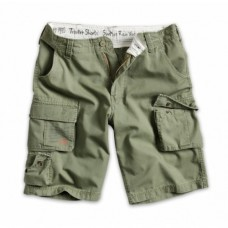 Шорты Trooper Shorts, олива, новые