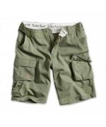 Шорты Trooper Shorts oversize 3XL-7XL, олива, новые