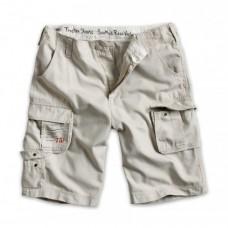 Шорты Trooper Shorts, светло-серые, новые