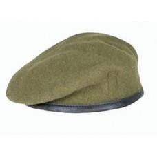 Берет армии Великобритании, олива, б/у