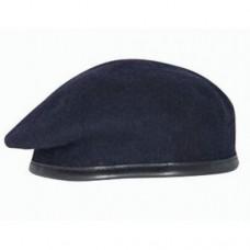 Берет армии Великобритании, темно-синий, б/у
