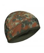 Флисовая шапка Бундесвера, флектарн, новая