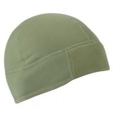 Флисовая шапка Бундесвера, олива, б/у