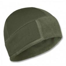 Флисовая шапка Бундесвера, олива, новая