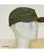 Кепи м-59  армии Швеции, олива, б/у