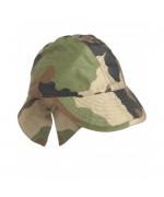 Кепи с защитой шеи от солнца армии Франции, CCE, новая