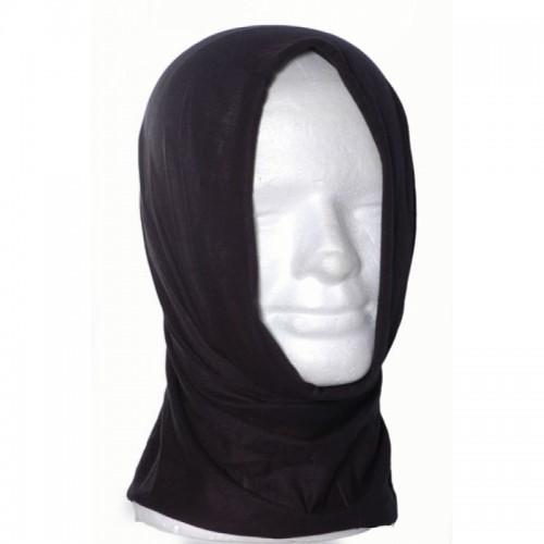 Мульти-шарф, черный, новый