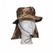 Панама с защитой шеи от солнца армии Великобритании, DDPM, новая