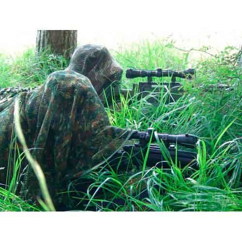 Шарф снайпера, флектарн, новый