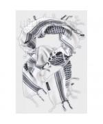 Шемаг (Арафатка) Helikon, белый, новый