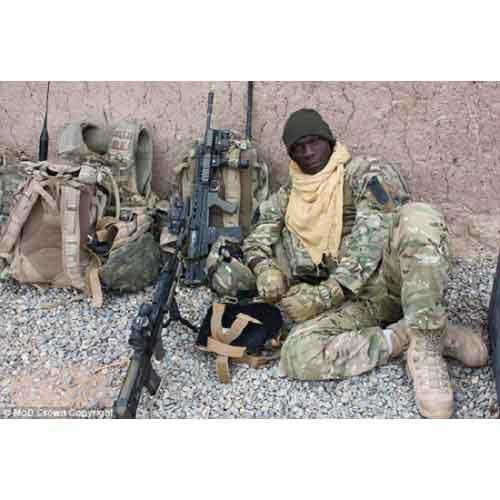 Шемаг армии Великобритании, sand, б/у