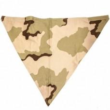 Шейный платок армии Голландии, 3 color desert, новый