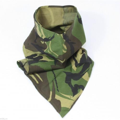 Шейный платок армии Голландии, DPM, б/у хорошее состояние