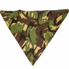 Шейный платок армии Голландии, DPM, как новый