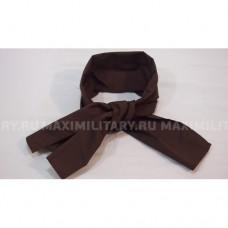 Шейный платок армии Голландии, коричневый, новый
