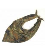 Шейный платок (бандана) Бундесвера, флектарн, б/у отличное состояние