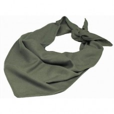 Шейный платок (бандана) Бундесвера, олива, б/у