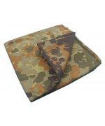 Шейный платок треугольной формы Бундесвера, флектарн, новый