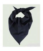 Шейный платок ВМФ Бундесвера, чёрный, б/у отличное состояние