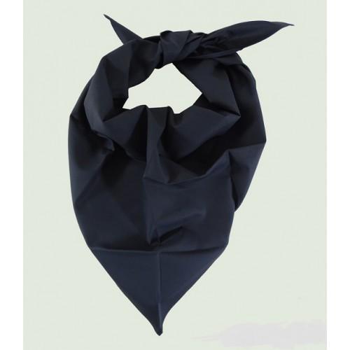 Шейный платок ВМФ Бундесвера, чёрный, б/у