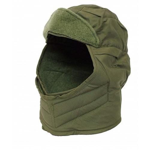 Зимняя шапка подшлемник армии США, олива, б/у хорошее состояние