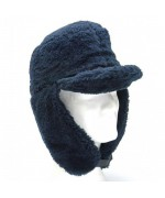 Зимняя шапка ВМФ Голландии, тёмно синяя, новая