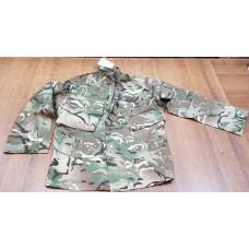 Рубашка негорючая  Rip-Stop армии Великобритании, MTP, как новая