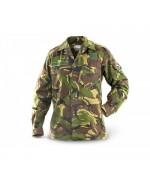 Блуза армии Голландии, DPM, б/у