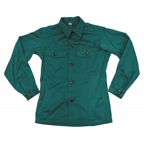 Рубашка армии Австрии тип 75, бирюзовая, новая