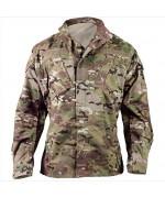 Рубашка армии США ScorpionW2 OCP  Flame Resistant, б/у